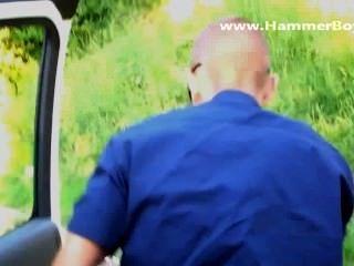 Kirk Hot Gay Porn From Hammerboys Tv