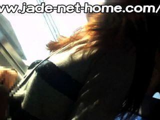 Train Groping Ejaculation Peeping 1