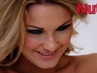 Sam Faiers Nuts Shoot - Towie - Nude