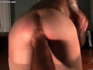 Amateur Slut Gets Her Pussy Fisted And Fucked