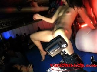 Pamela Sanchez Public Squirting In Feda By Viciosillos.com