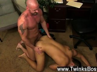 Hot Gay Sex My Horrible Gay Boss, Scene