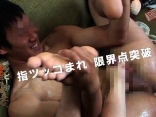 Br-45 ラグビー部裏面接 ノンケ体育会の肉感アナル開発!