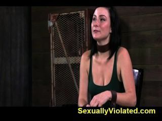 Veruca James Manhandled And Tied Hard 1