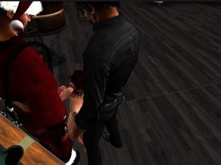 Linco Et Fred Avec Rekya Au Sexcafé
