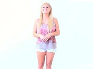 My Favorite Cute Blonde
