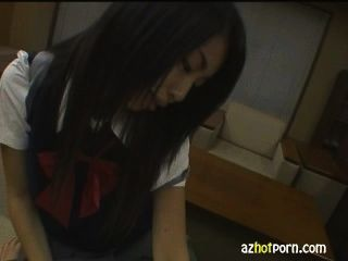 Lascivious Lewd Asian Female Student