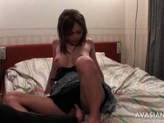 Petite Asian Teen Seduced And Fucked With Huge Toy