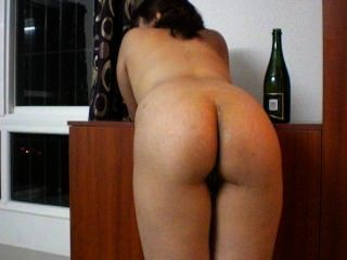 To All Who Love To See More & More Of My Ass! It Tastes Best With Champagne