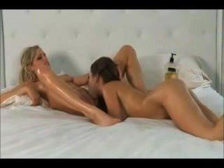 Jane Hard Fucks Slutty Lesbian Girl With Strapon