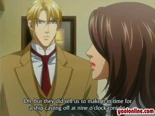 Two Horny Anime Guys Having Hot Fuck