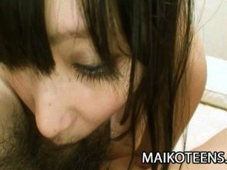 Kaori Nagahashi: Pretty Japanese Teen Deflowered