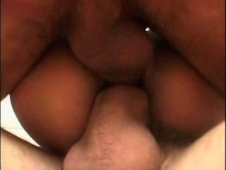 Amina Double Vaginal Hott!!