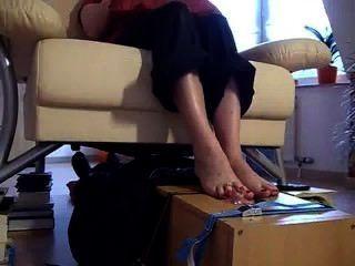 Breathplay Foot Humilation