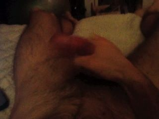 Hairy Stud Jerk Off