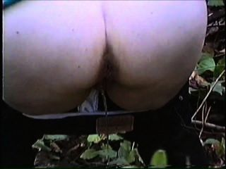 Pissing Blonde Slut