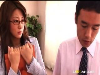 01 Asian Office Girls 001 01