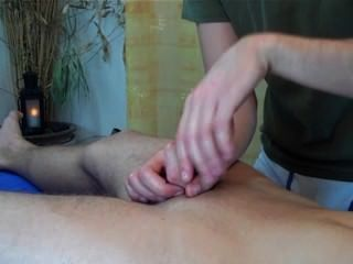 Lingam Massage Experience 2 Part 4