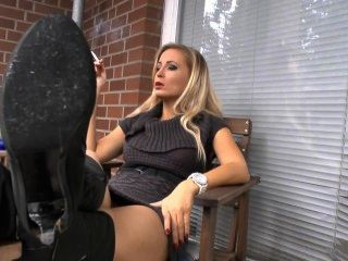 Stella From Mdh Smoking (stellas-domination)