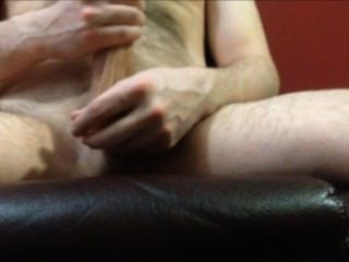 Playing With Balls And Playing With Cum