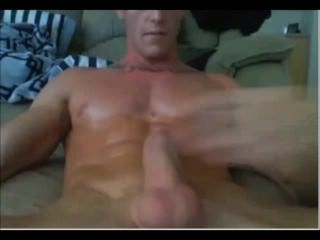 Tall Blonde Ripped Big Cock Alpha Male. This Str8 Stud Is Perfection!