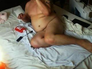 Chubby Daddy Ass