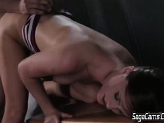 Sagacams-com - Lily In High School -