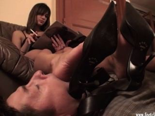 Fcc-soles Licking & Feet Smelling