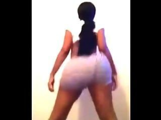 Booty Bobble Head Dance