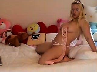 Big Tits Blonde Teen Promnight