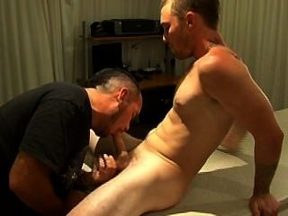 Str8 Aussie Bloke Sid - Sucked And Milked