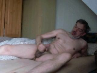 Cumming After A Long Night
