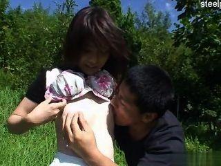 Young Girlfriend Facial