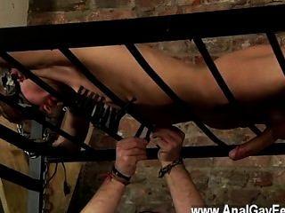 Twink Movie Draining A Slave Boys