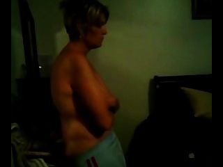 Drunk Milf With Nice Tits