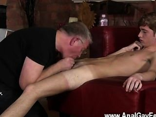 Hot Twink Scene Spanking The Schoolboy Jacob