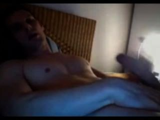 Built Hot Dude Squirtin Cum Out Of That Big Dick!