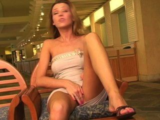 Carli Banks Exhibitionist