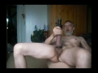 Pumping A Hard Cock
