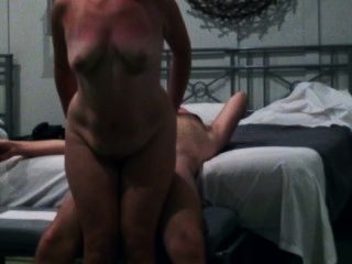 Real Amateur Homemade Milf Hidden Ride