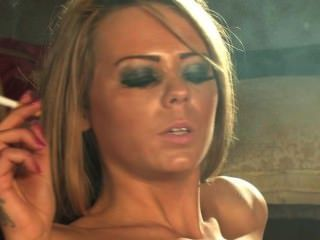Katie Smoking Fetish Babe