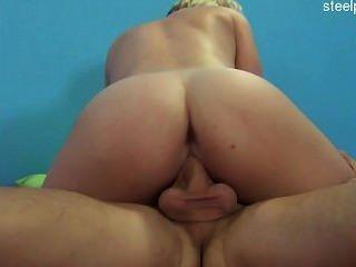 18 Yo Housewife Balls Licking
