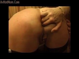 French Mature N1 Hot Anal Mom Milf With A Man