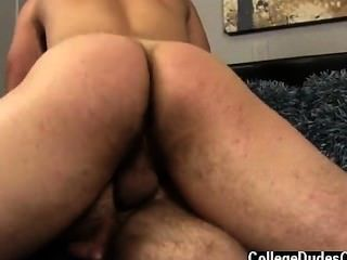 Hot Twink Scene Sergio Pokes Into Dallas With