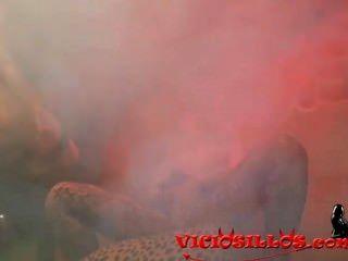 Bianca Resa Y Valentina Bianco Lesbian Fuck By Viciosillos.com