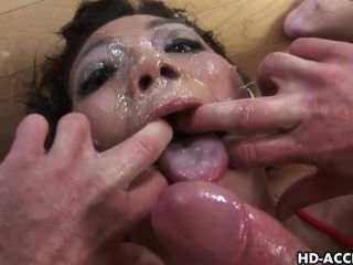 Eva Angelina, Keanni Lei And Tricia Oaks Gobble Dongs