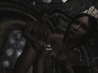 Perils of escaped skyrim slavegirl 19 - 3 part 2