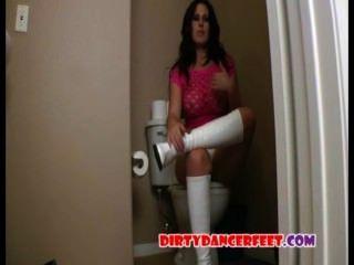 Dirty Dancer Feet 2